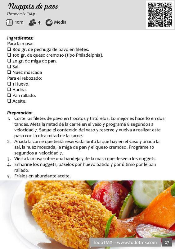 Todo Thermomix Junio Julio 2014 Recetas Para Cocinar Recetas Deliciosas Thermomix