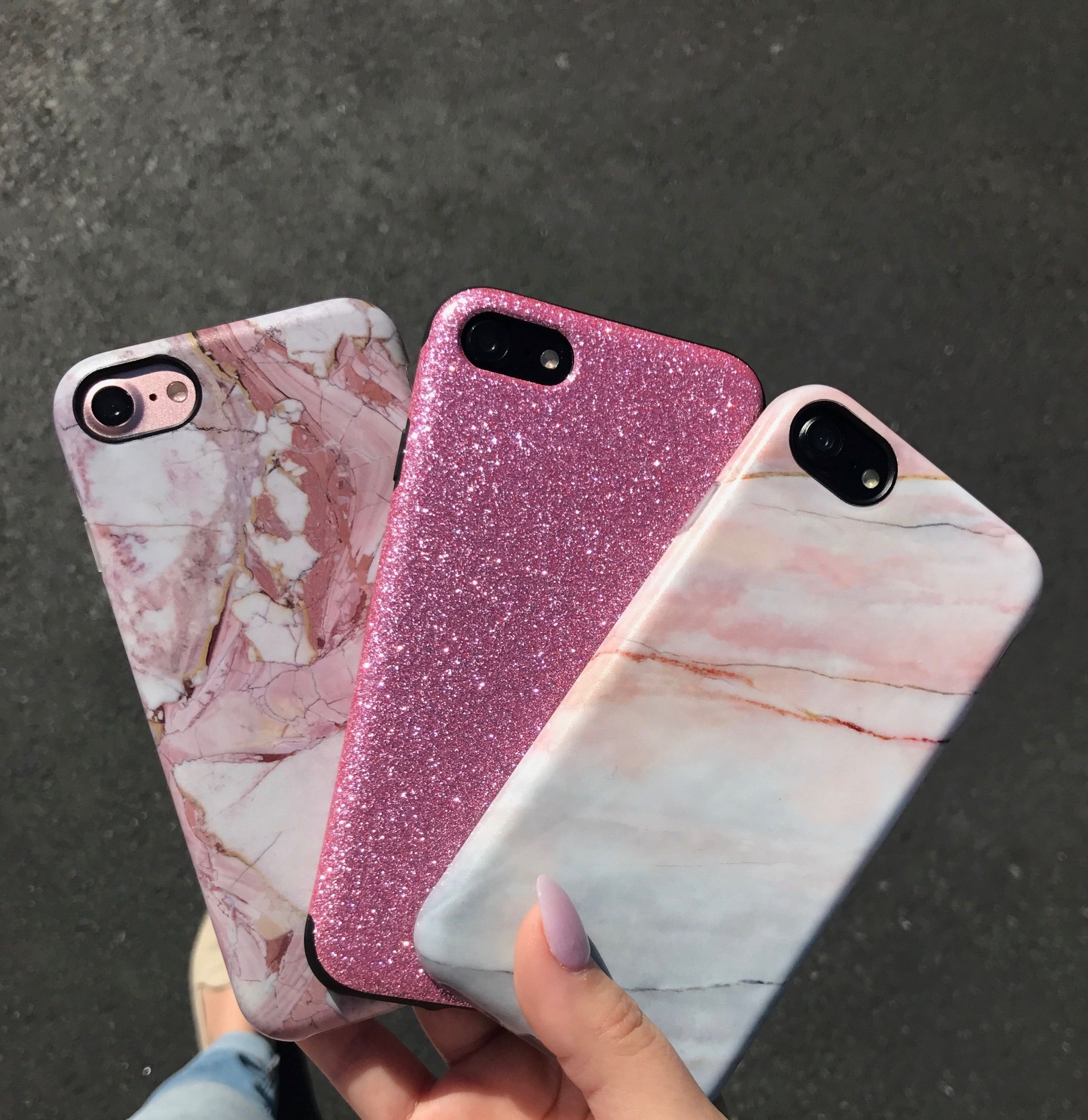 Vibes for the day Pink everything Rose Marble, Smoked