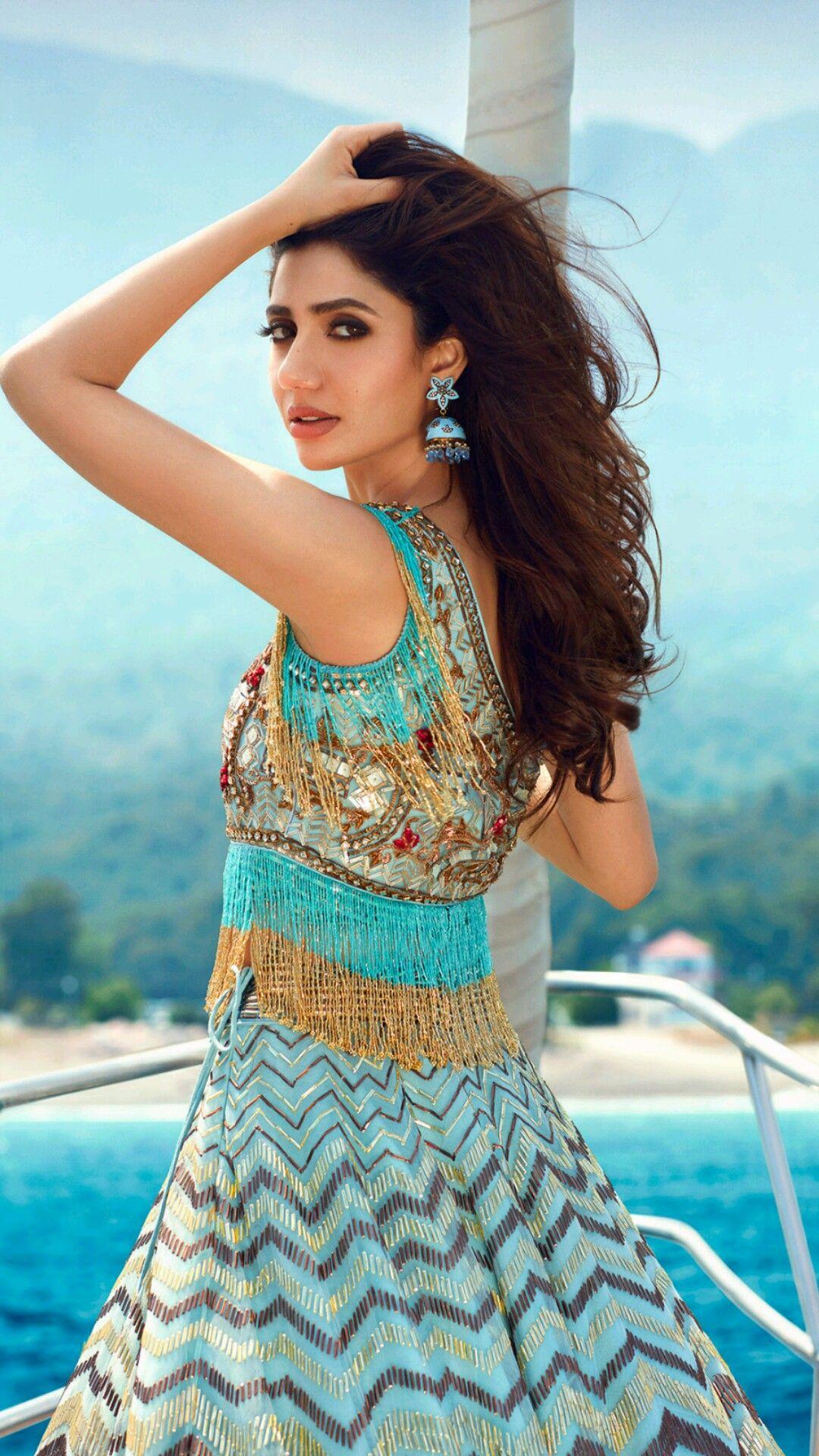 5ee0673669 Discover ideas about Pakistani Models. June 2019. Raees actress Mahira Khan  ...
