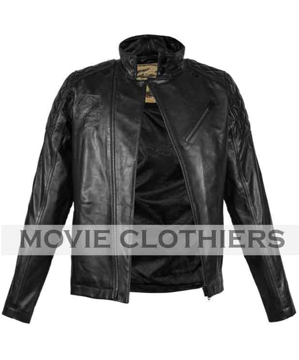 Big Boss Mgsv Metal Gear Solid 5 Leather Jacket Leather