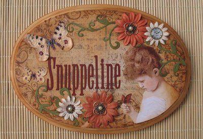 Snuppeline : Doorsign