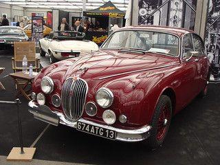 Jaguar Mk2 3.4 Litre 1961