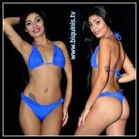 Biquíni Maria Vaidosa Ref.13014 Tamanho Especial Busto GG e calcinha M.