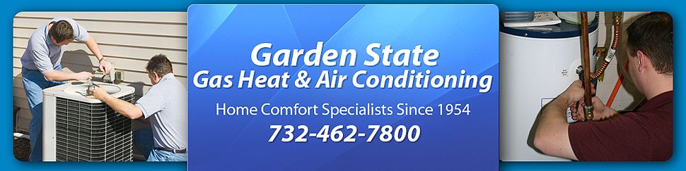 Hvac Service Garden State Gas Heat Air Conditioning Freehold