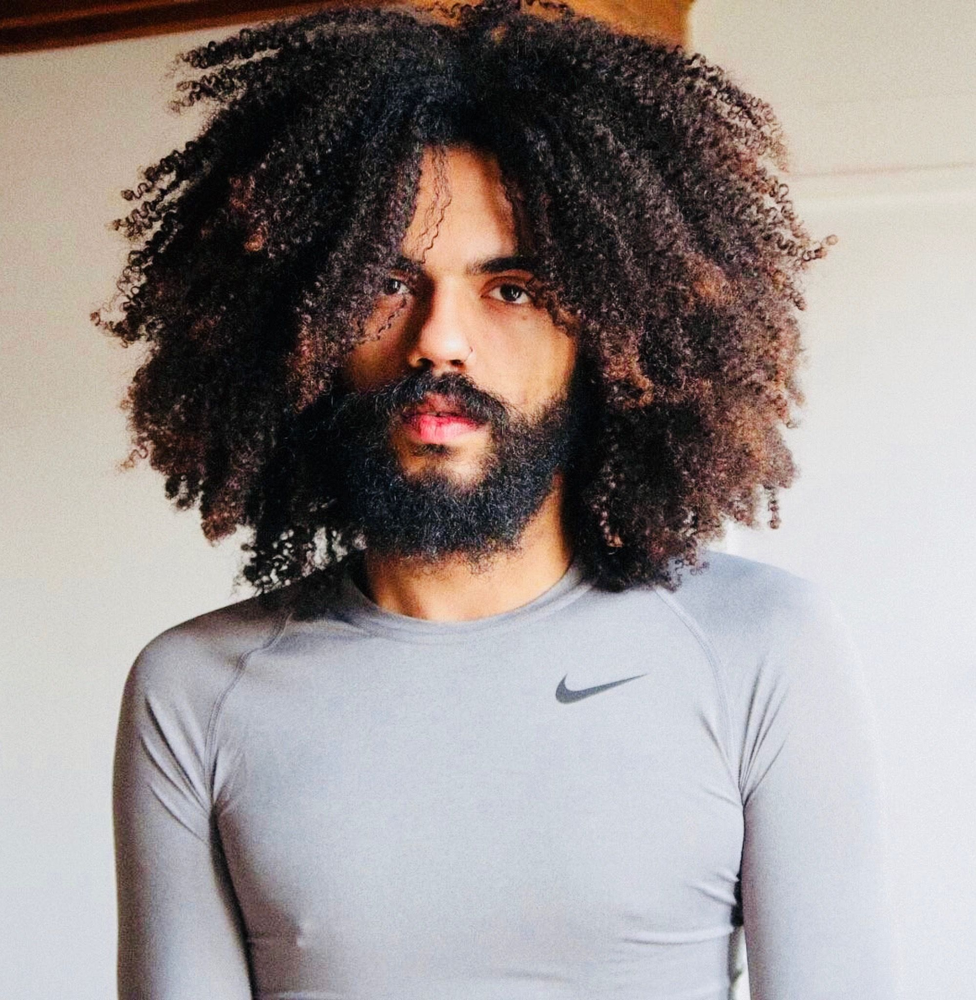 Curly black men haircuts yum yum  style the exotic man in   pinterest  natural hair