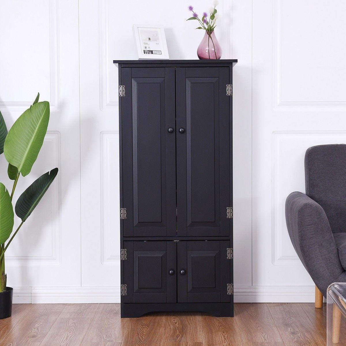 Accent Storage Cabinet W Adjustable Shelves Accent Storage Cabinet Adjustable Shelving Shelf Furniture