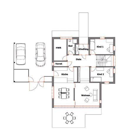 clever weil mit anbau einfamilienhaus figgen von. Black Bedroom Furniture Sets. Home Design Ideas