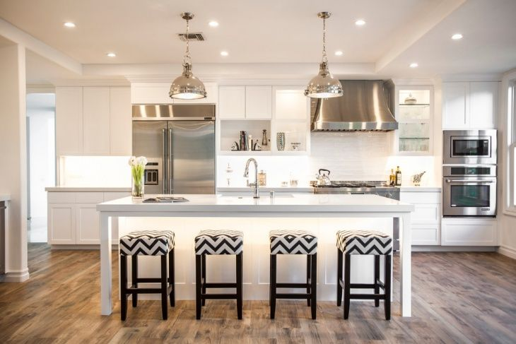 18 One Wall Kitchen Designs Ideas Design Trends One Wall Kitchen