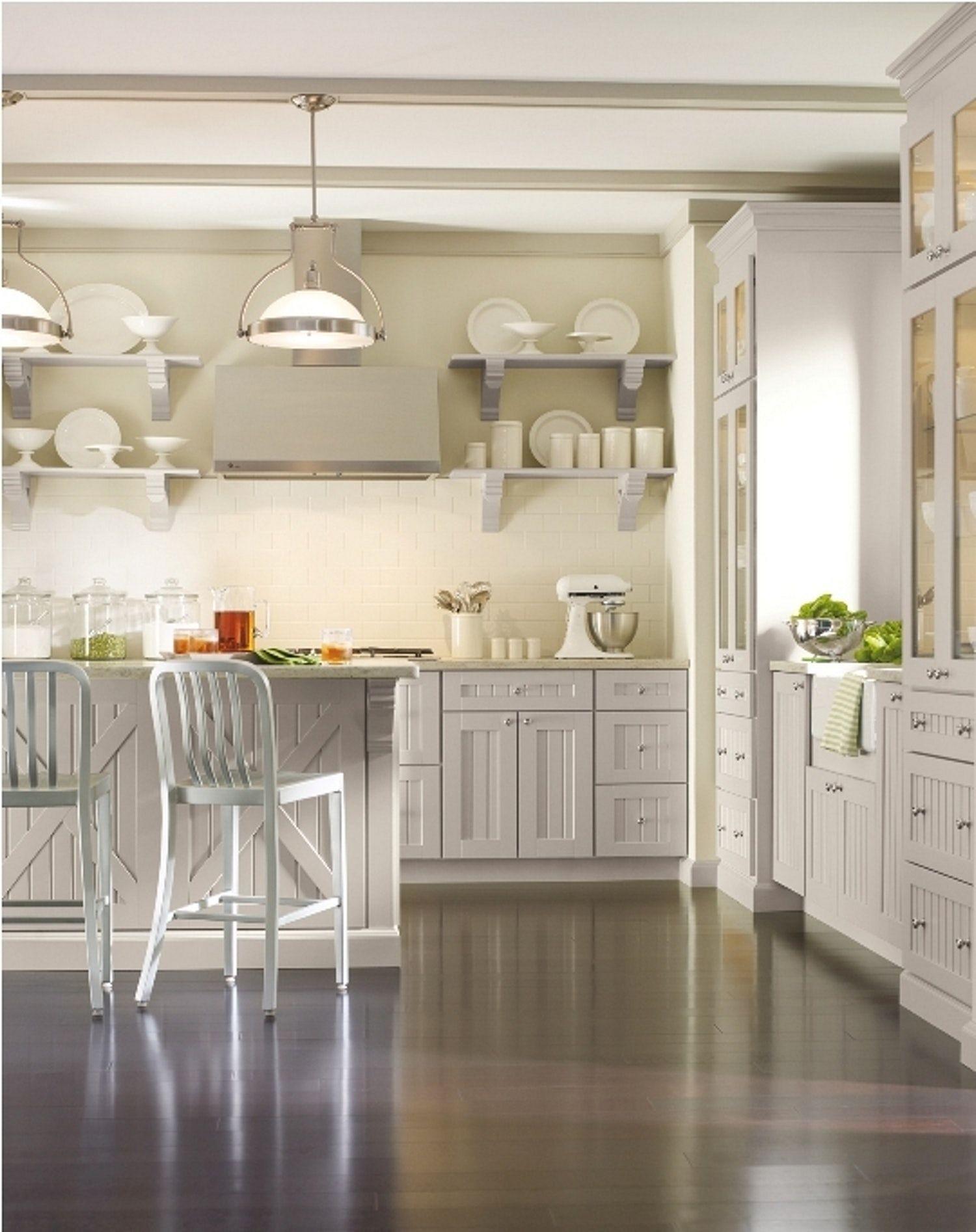 25+ Gorgeous Martha Stewart Kitchen Cabinets For Cozy ...