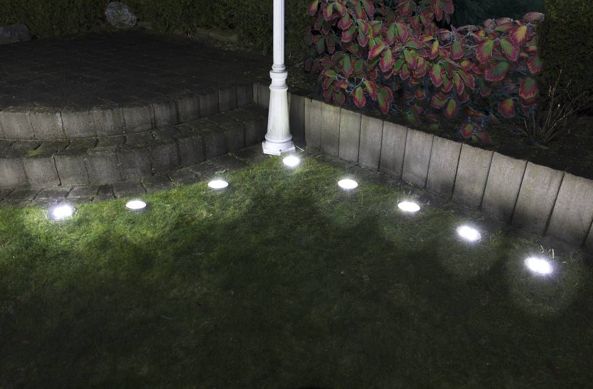 Wetelux Solar Leuchten Desk Lights Solarleuchten Garten Led Solarleuchte