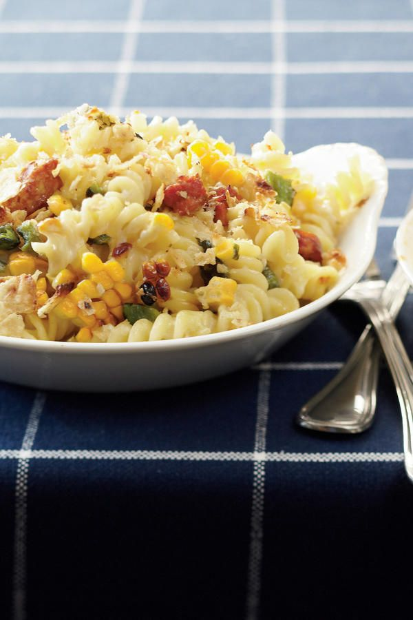 southern living poblano mac and cheese