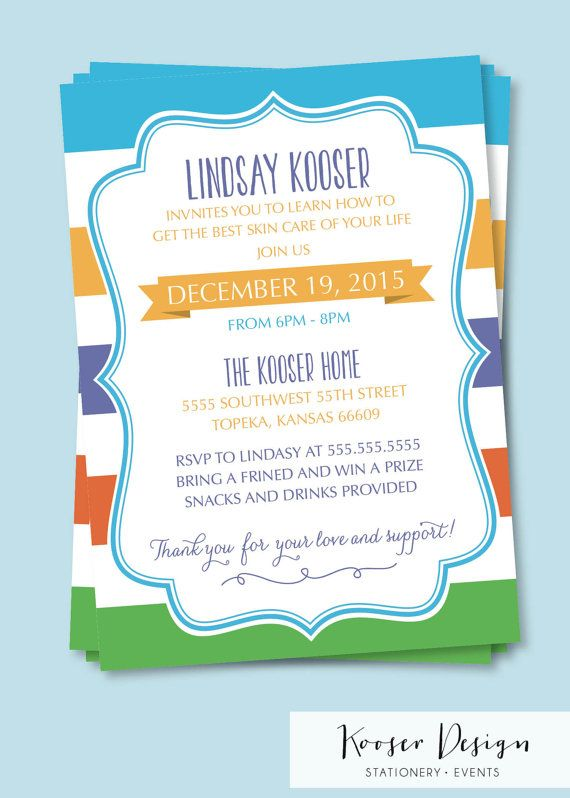 Big Business Launch Invitaitons FREE SHIPPING by KooserDesign
