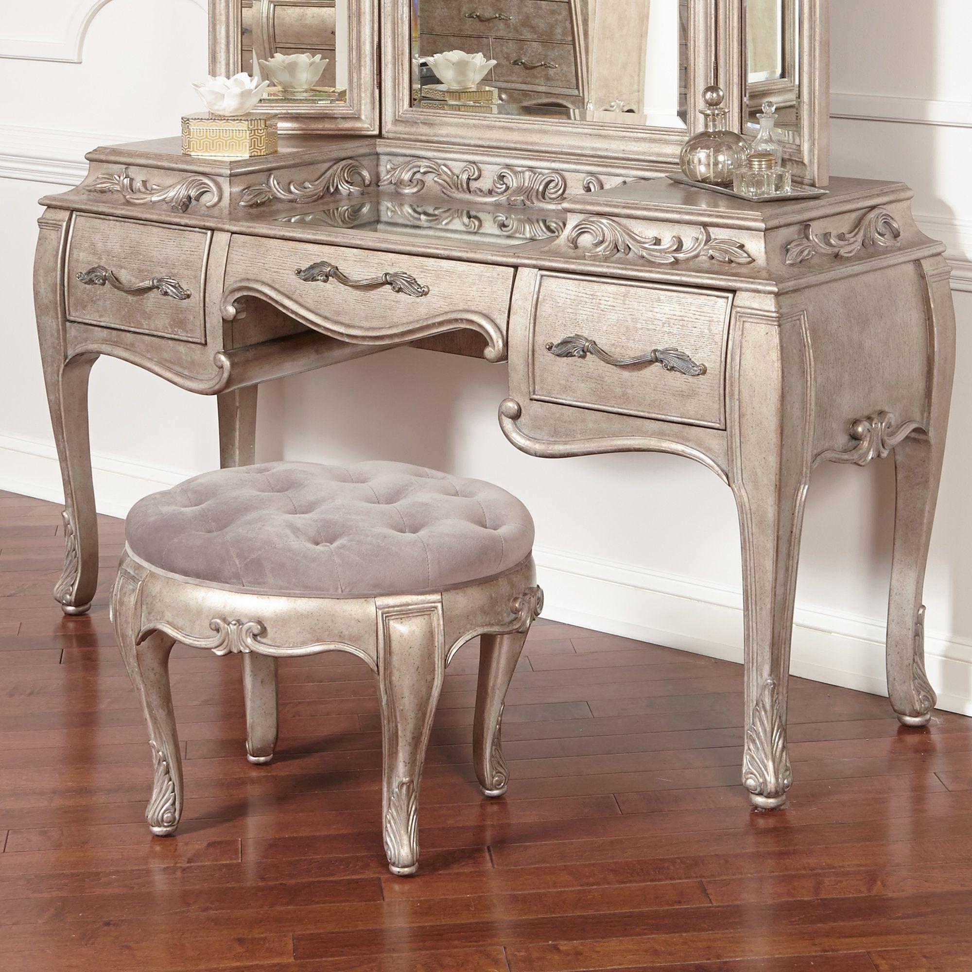 Holmes vanity makeover furniture pinterest vanity furniture