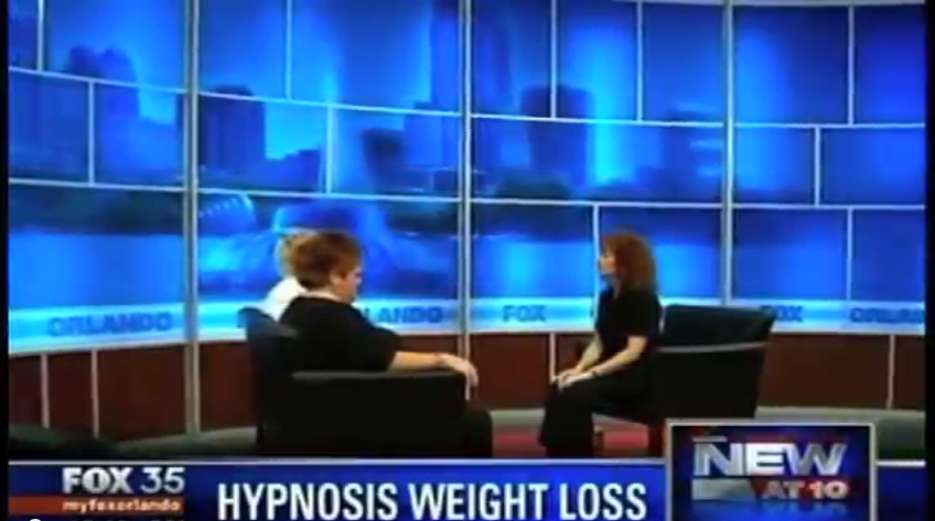 FOX-TV: Woman Loses 100 lbs with Hypnosis with Rena Greenberg at Easy Willpower: