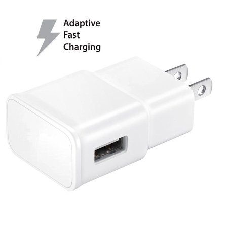 Adaptive Fast Wall Charger & Micro USB