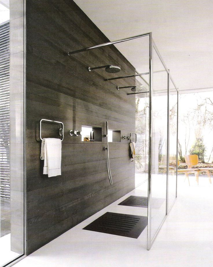Nobless Shower  Open Showers Cote Sud Via Http Classy Open Bathroom Bedroom Design Review