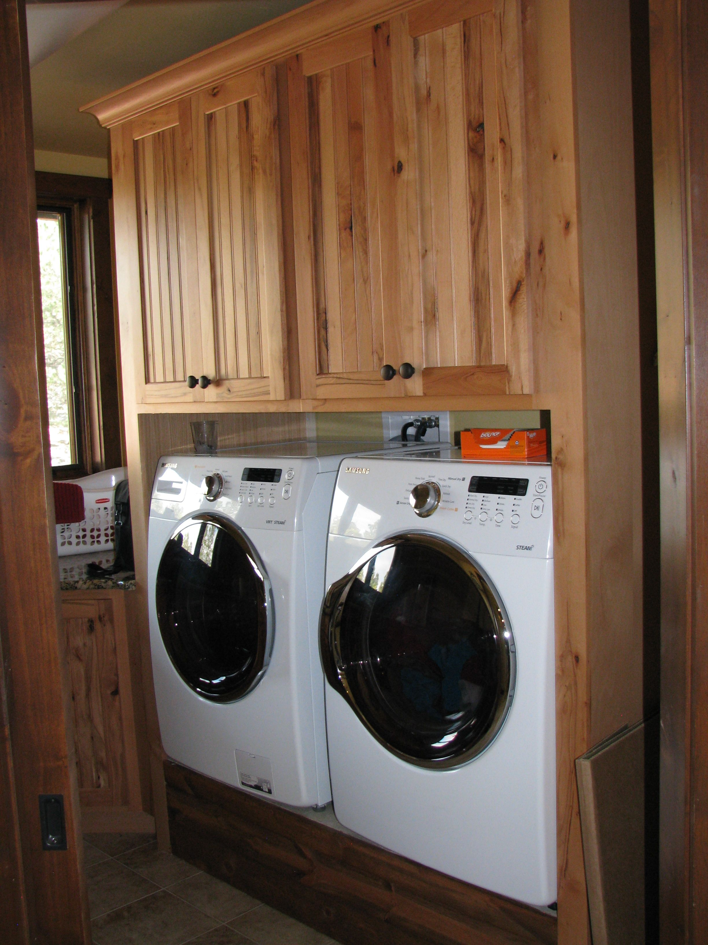 built in washer and dryer company projects pinterest. Black Bedroom Furniture Sets. Home Design Ideas