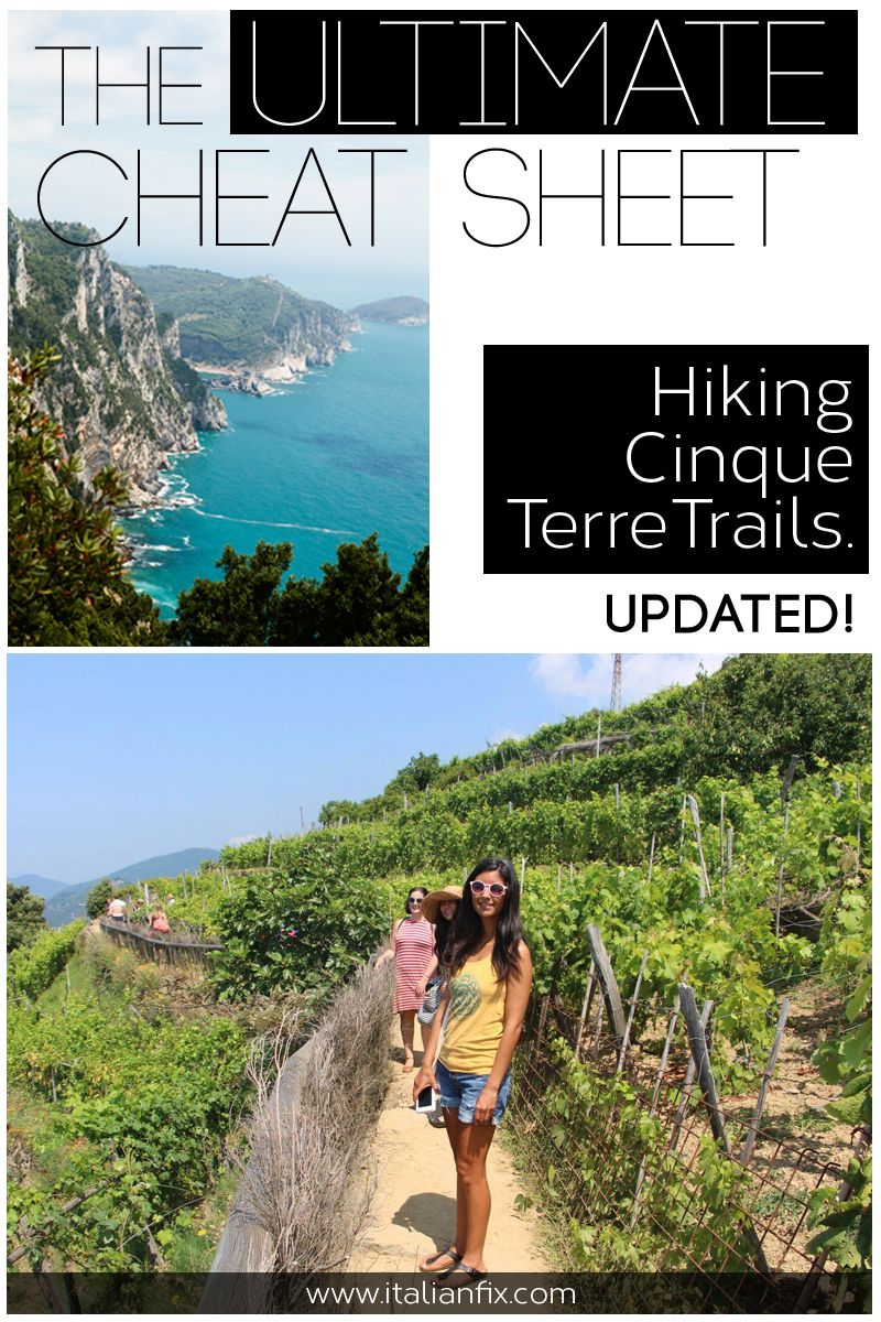 Photo of Cinque Terre Hiking Trails: 21 Tips to Know Before You Go.