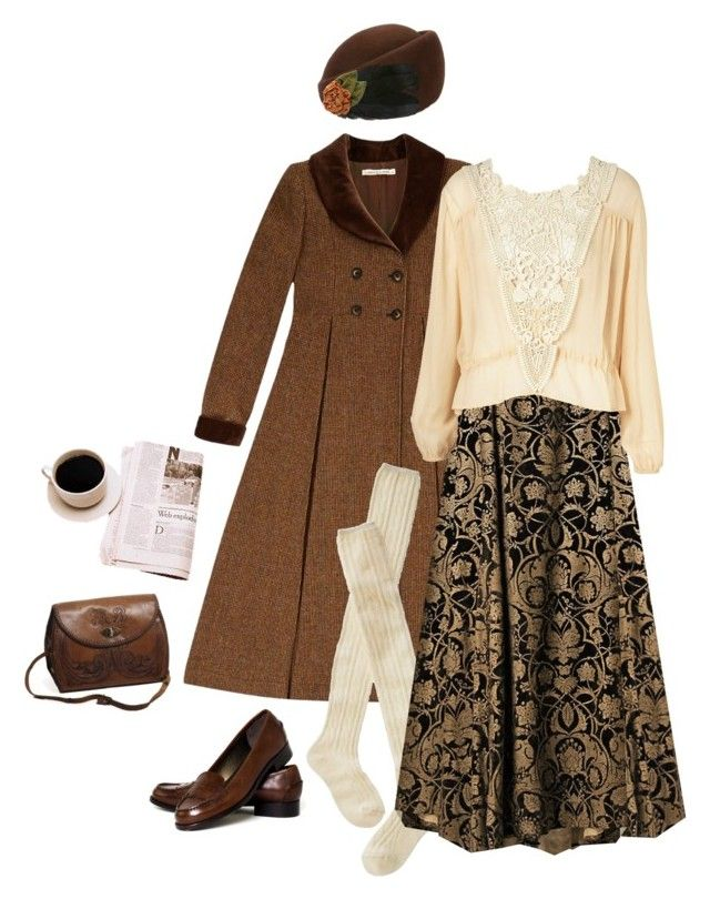"""""""Rumors have started that you are in love again"""" by pins-needles ❤ liked on Polyvore featuring Wigwam, Talbots and INDIE HAIR"""