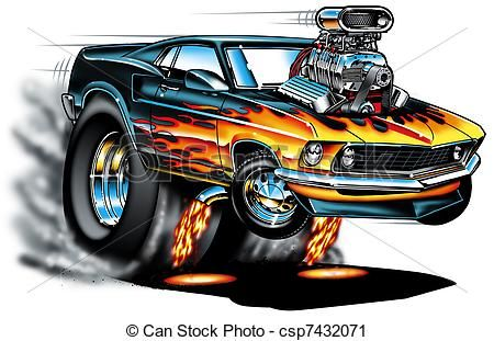 Camaro Car Animated Clip Art Clip Art Icon Stock Clipart