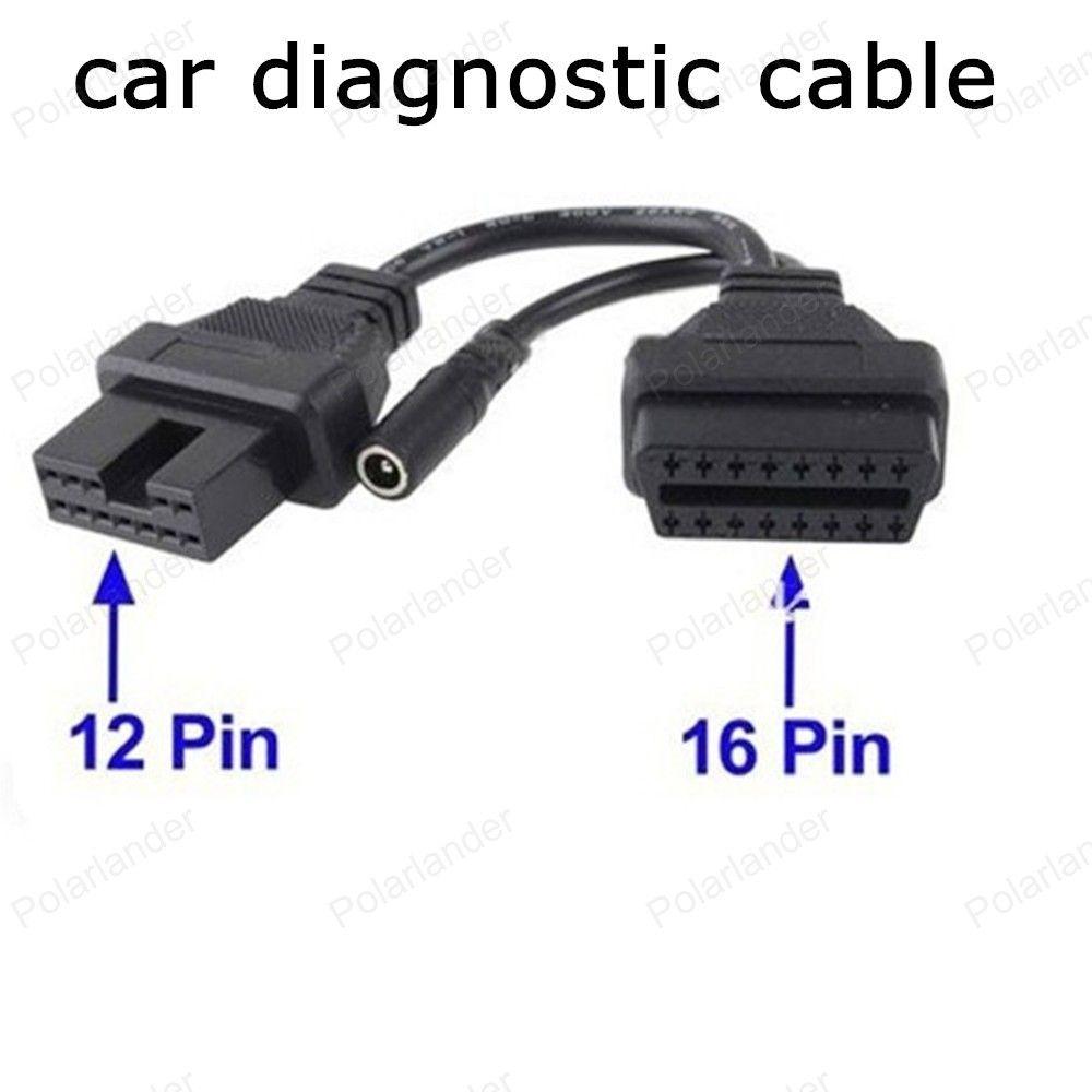 NEW High Quality AUTO Diagnostic Cable For Mitsubishi Pin To - Mitsubishi auto service