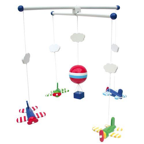Uro fly og luftballong
