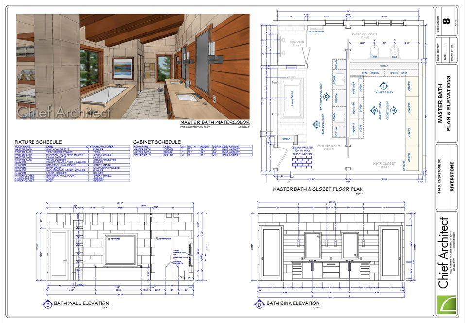 Chief Architect Interior Software For Professional Interior
