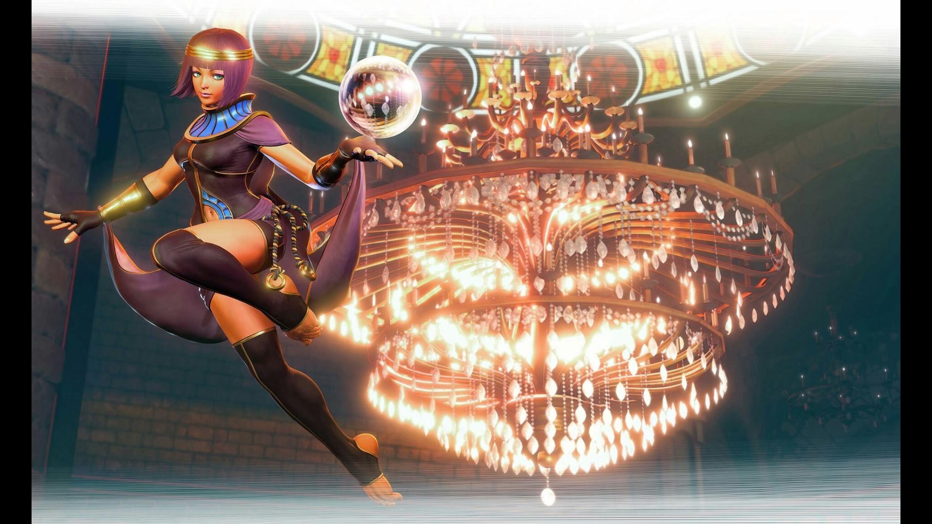 Menat Street Fighter V Street Fighter Street Fighter Art
