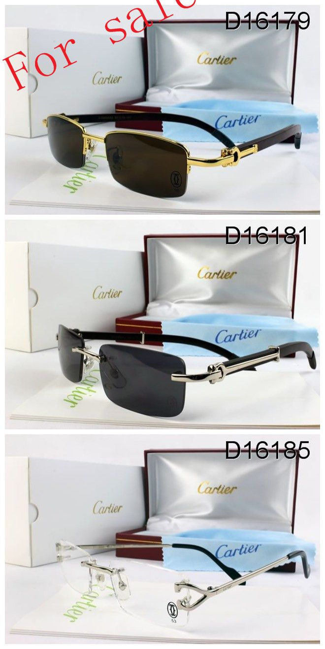 f23c3e37bf7 How Much Do The Rimless Cartier Glasses With The Bamboo Frame Cost ...