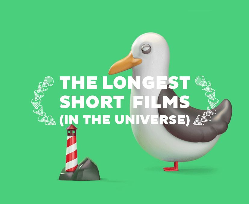 "다음 @Behance 프로젝트 확인: ""The Longest Short Films (In The Universe)"" https://www.behance.net/gallery/33403069/The-Longest-Short-Films-(In-The-Universe)"
