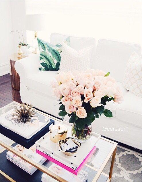 Nice coffee table setup & Nice coffee table setup | Interior inspo | Pinterest | Interiors and ...