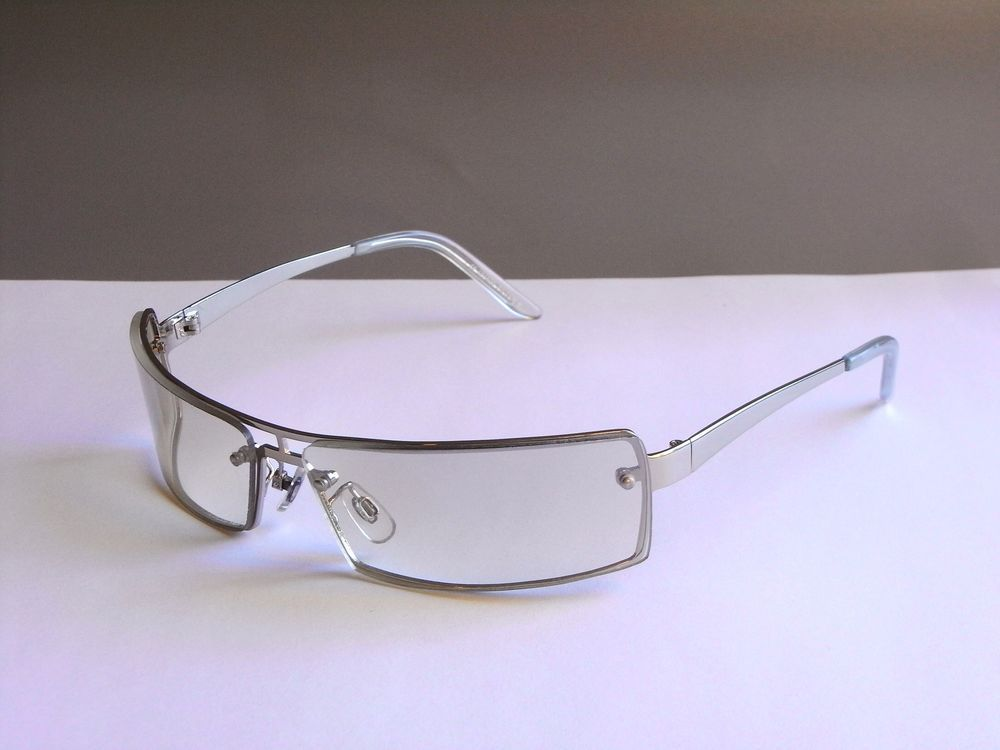 Style Modern Herren Damen Sonnenbrille Sunglasses Klar UV400