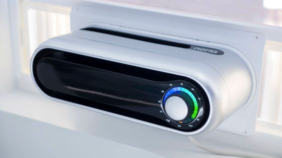 Noria Window Air Conditioner Is A Very Cool Compact And