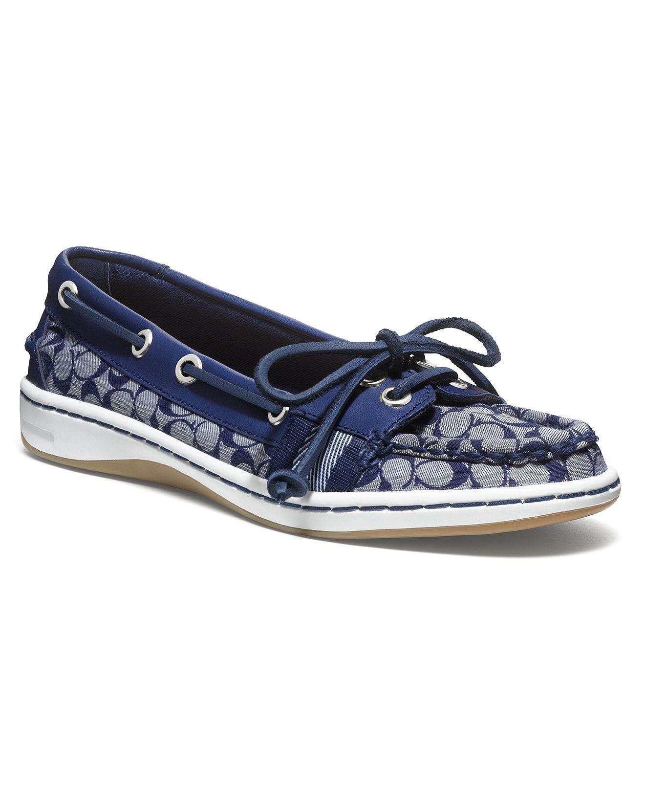 c996e795 norway coach shoes for women at macys d418d 60223