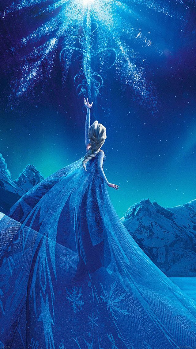 Elsa Frozen HD Desktop Wallpaper High Definition Fullscreen
