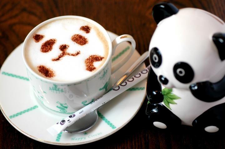 かわいくってとろけちゃう♪ 阿佐ヶ谷のカフェ、ぱんだ珈琲店がパンダ好きにはたまらないっ|MERY [メリー]