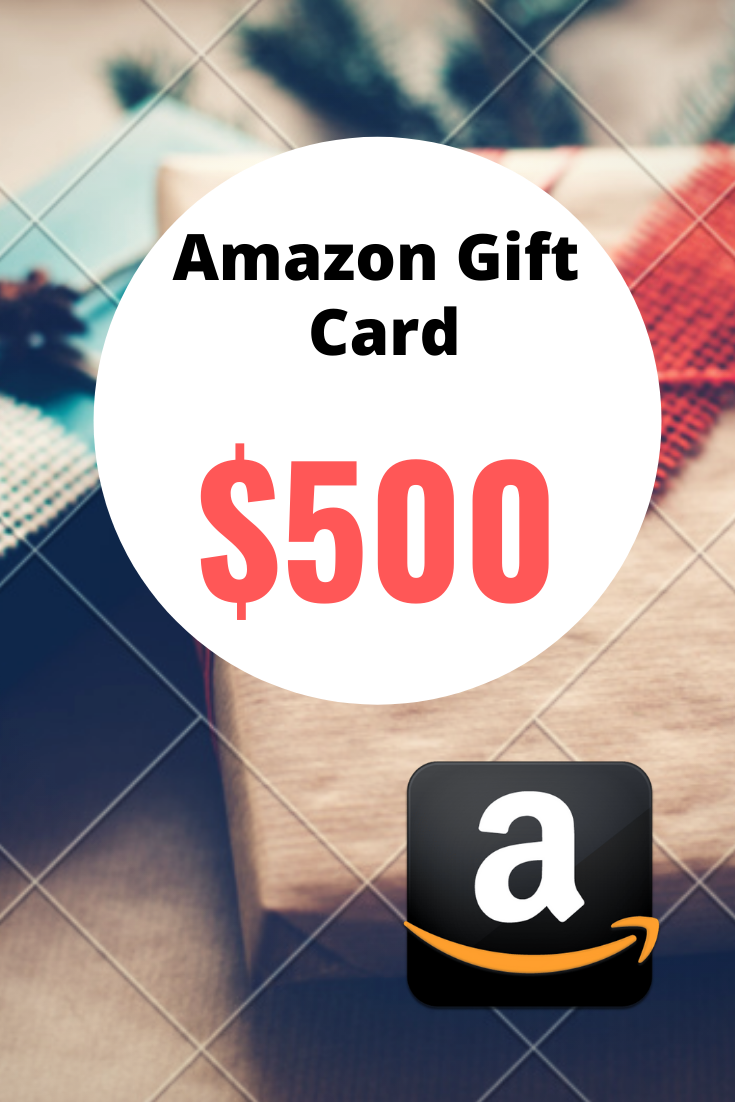 Photo of Get a $500 Amazon Gift Card free | Amazon Gift Card | Amazon Giveaway –  Amazon …