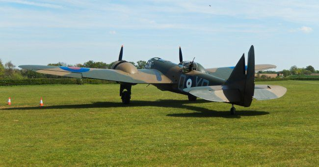 Bristol Blenheim   Classic Warbirds