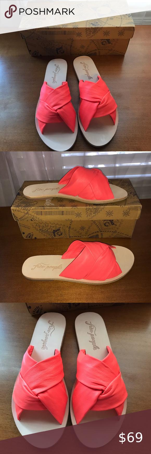 Free People Rio Vista Slide Sandal Free People Shoes Sandals Slide Sandals Sandals Brands