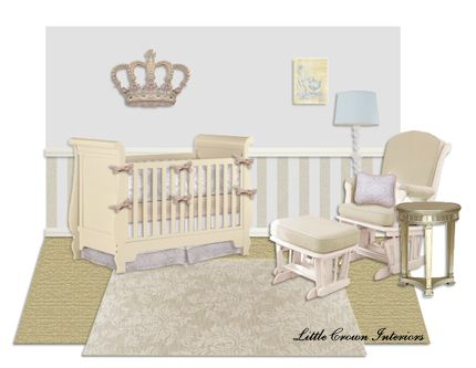 Elegant baby boys nursery room design Pinterest Room Babies