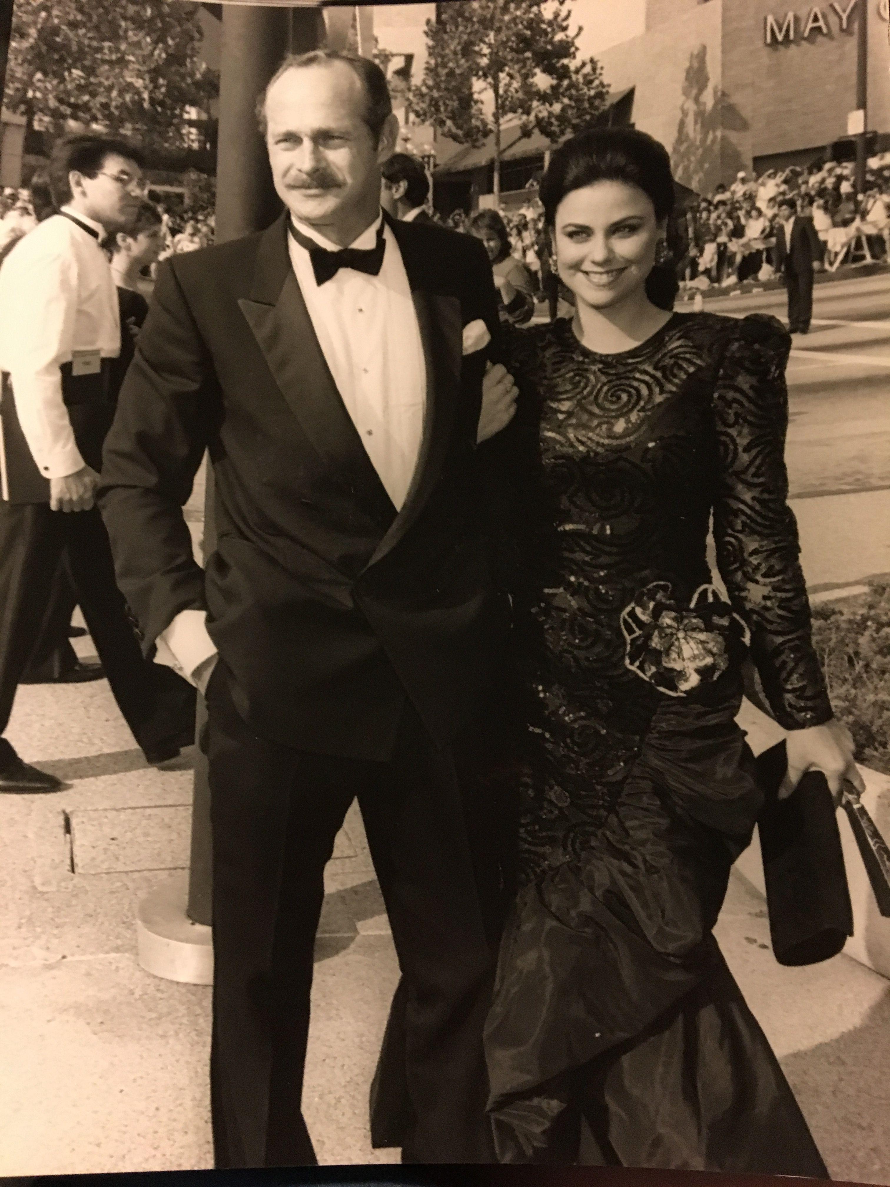 Gerald McRaney & Delta Burke Emmy's 1987   Clubbing ...