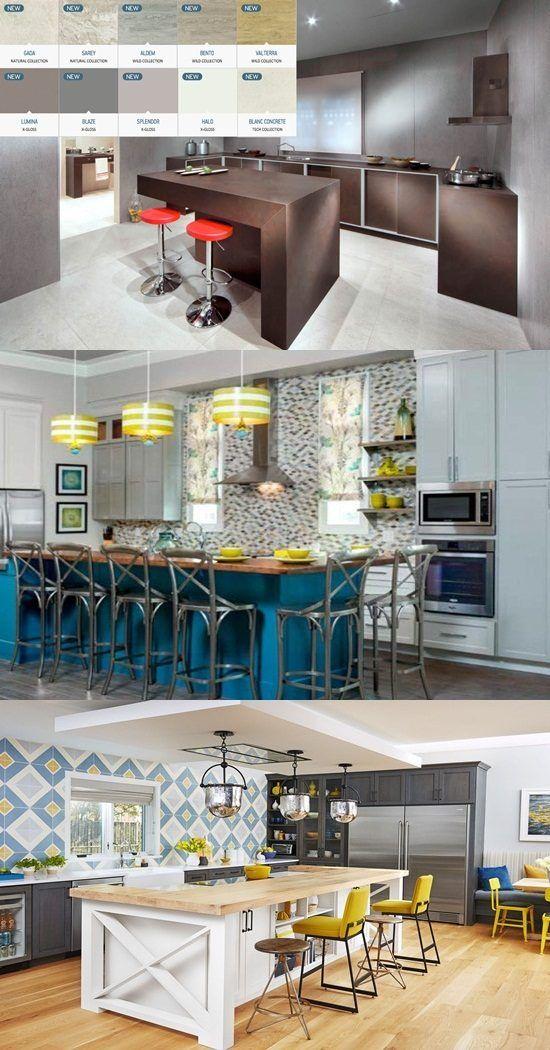 Pin By Adam Johnson On Decoration Design | Pinterest | Kitchen Trends,  Kitchen And Latest Kitchen Trends