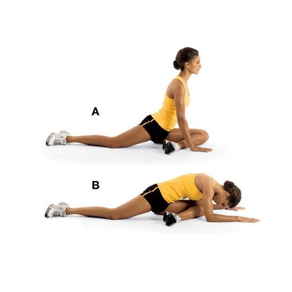 39+ Stretching out hip flexors ideas