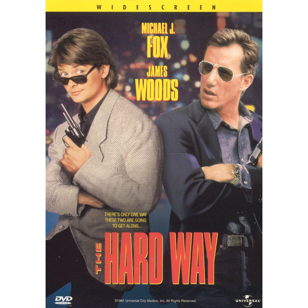 The Hard Way Dvd Video Movies In 2019 Movies To Watch