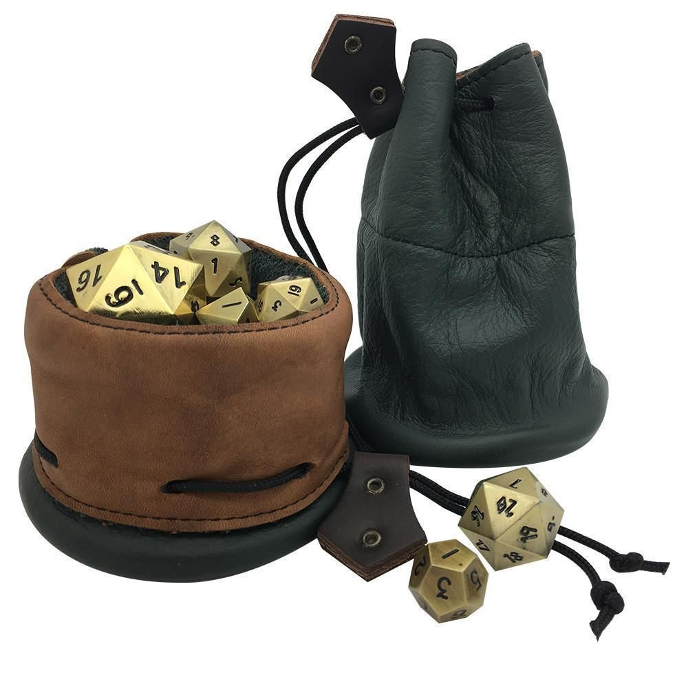 Green And Brown Leather Dice Bag Dice Cup Transformer Norse Foundry In 2020 Dice Bag Bags Dice Cup Последние твиты от norse foundry (@norsefoundry). pinterest