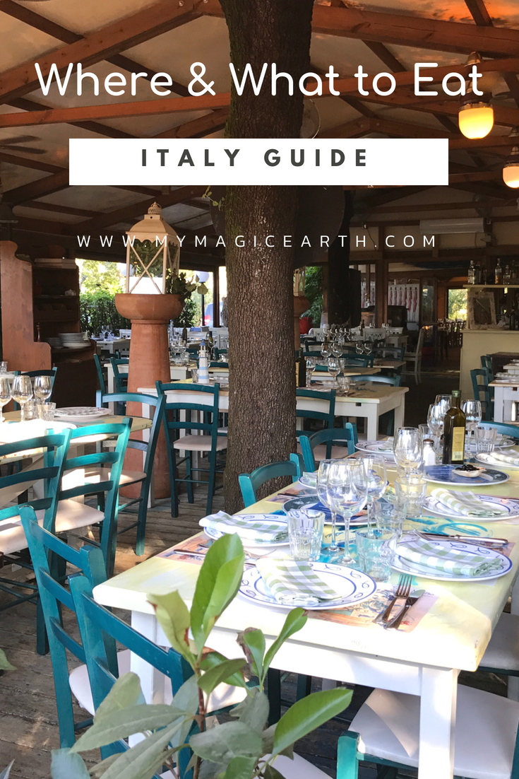 Italian Restaurant Names: A Guide To The Types Of Italian Restaurants