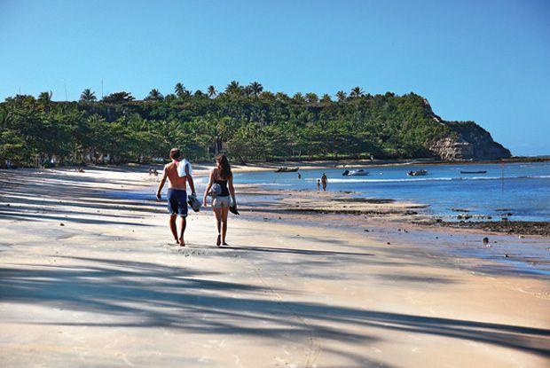 Curuípe Beach - Bahia