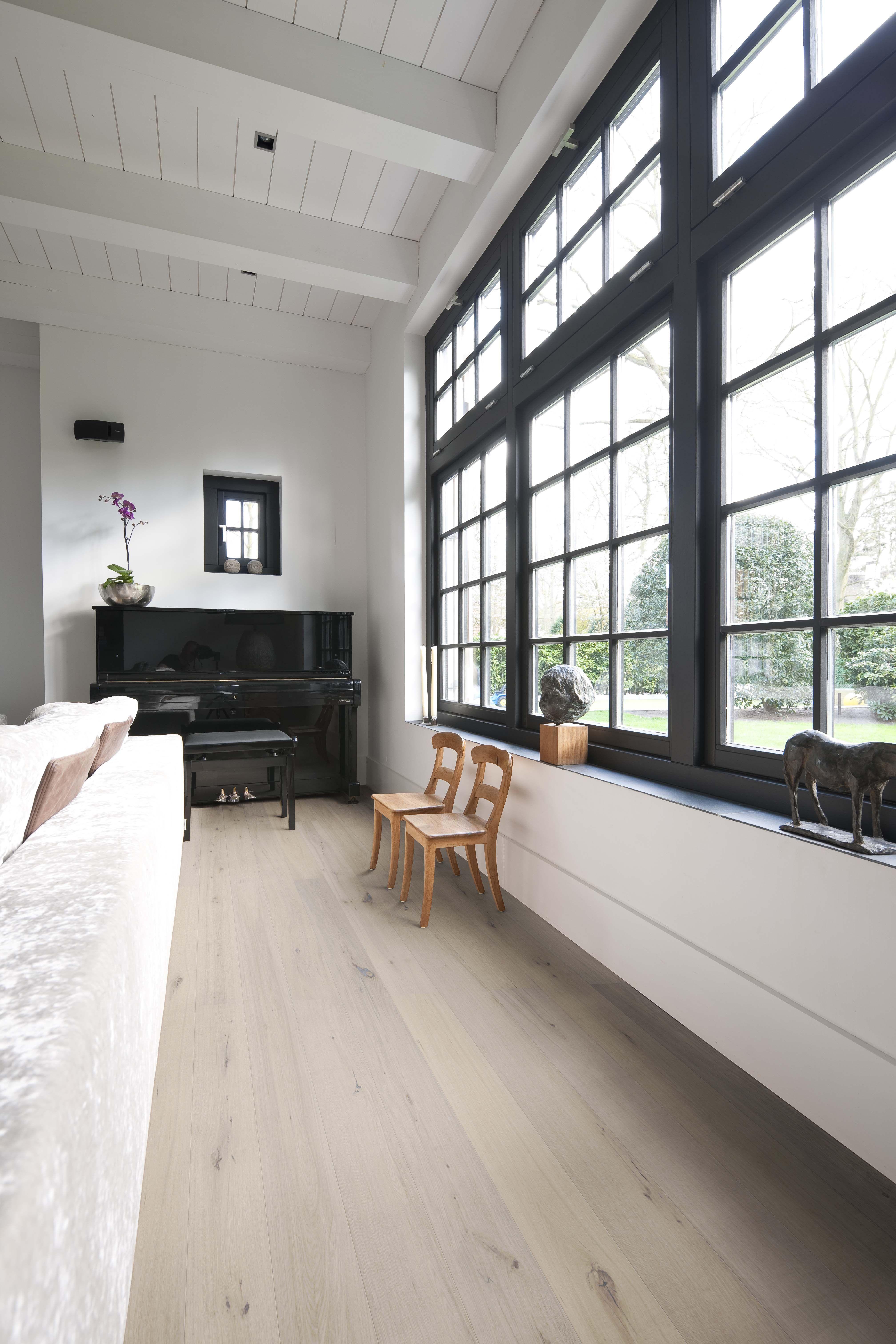 www.AlmaParket.nl vloeren Breda. Een houten vloer in de olie voor ...