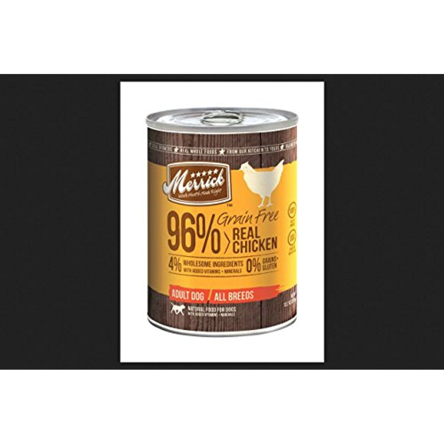 Dog Gf Chk Can 13 2oz By Merrick Mfrpartno 20484 You Can Click