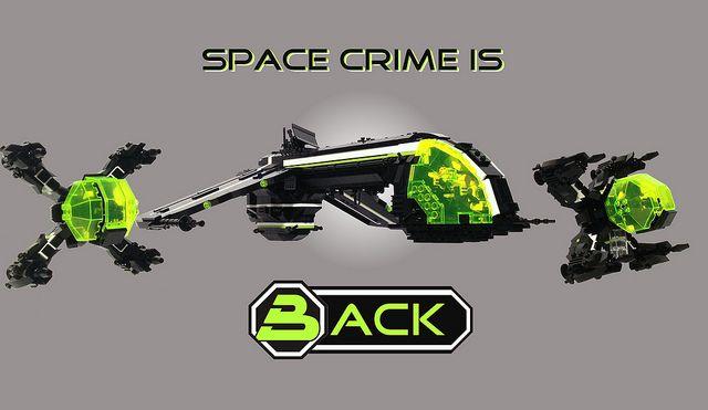 Blacktron III